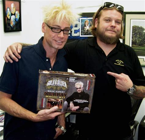 tattoo kit pawn stars murray to sign autographs at gold silver pawn quot pawn
