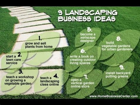 9 landscaping business ideas and how to get started