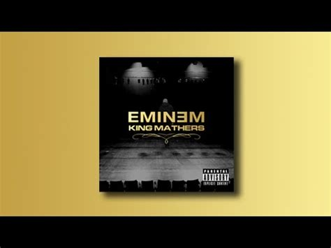 eminem king mathers eminem king mathers lp old version youtube