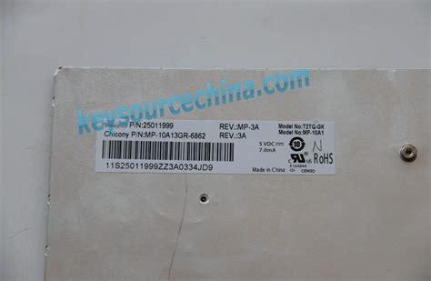 Keyboard Lenovo Z370 Z470 Black pn 25011999 lenovo ideapad z370 z470 z470a t2tq gk