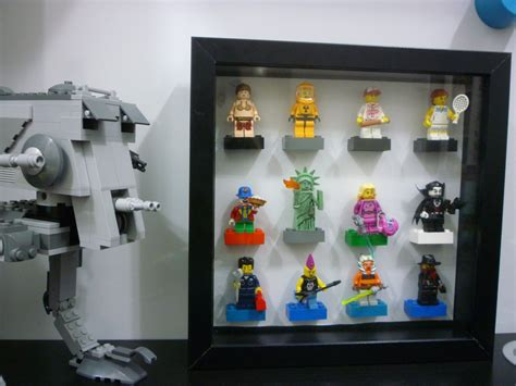 Wall Ideas For Bedroom by Diy Make Your Own Lego Minifigure Display