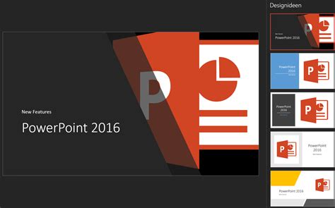 Design Powerpoint 2016 | powerpoint 2016 new features kurt s 246 ser