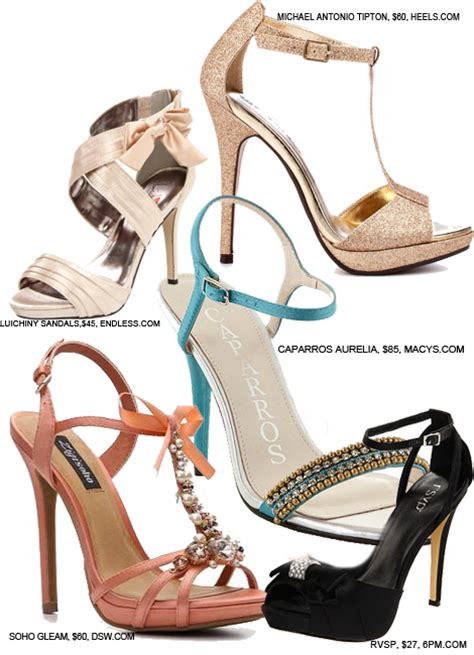 find your affordable prom shoes real style fashion
