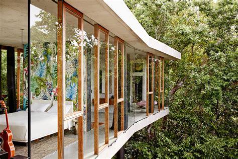Small Homes Service Robin Boyd Even Wegdromen Bij Een Tropisch Interieur In Australi 235