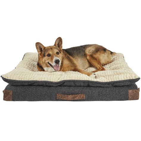 stuft dog bed stuft dog bed pets can now discover blissful restful sleep