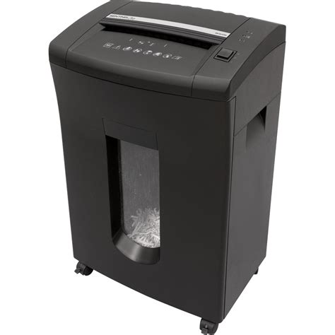 home shredder sentinel pro fx1800p 18 sheet cross cut heavy duty