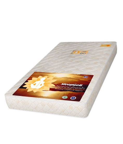 Sleepwell Mattress Types by Sleepwell Sweet Serenity Mattresses Buy Sleepwell Sweet