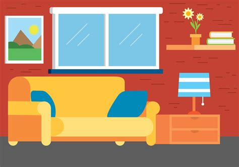 room design free free flat design vector room design free vector