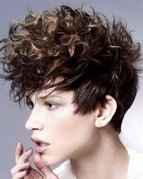 edgy hairstyles for curly long hair long edgy wavy haircuts www imgkid com the image kid