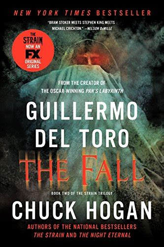 The Eternal Oleh Guillermo Toro Chuck the strain fx tv series vires