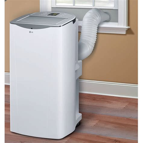 Ac Portable G 8 haier hpn12xcm 18 quot portable air conditioner with 12000 cooling btu self evaporative 24 hour