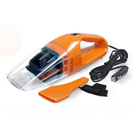 Vacuum Cleaner Mobil Kenmaster 12v 60w 60w mini portable rechargeable 12v car auto vacuum cleaner orange sales