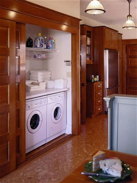 laundry in kitchen ideas 17 best ideas about laundry in kitchen on washer dryer closet laundry in bathroom