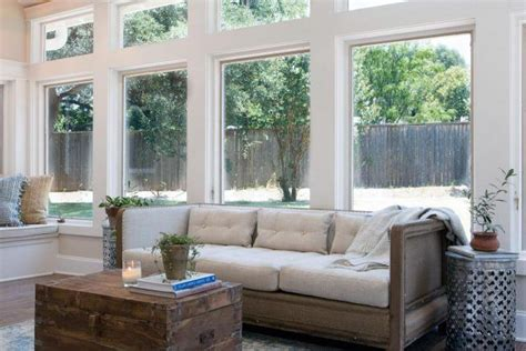 Sunroom Fireplace Impractical Things Joanna Gaines Puts In Every Fixer