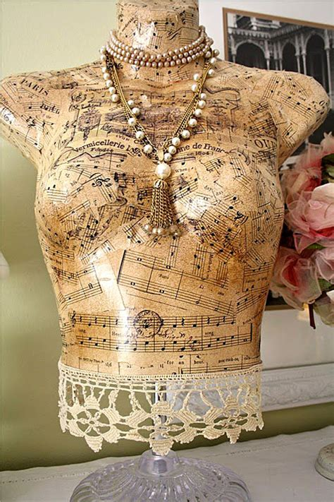 How To Make A Mannequin Out Of Paper Mache - diy dress form the graphics