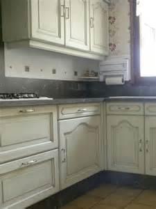 cuisine blanc cass 233 patine grise gilles martel