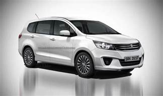 suzuki new car india new maruti suzuki ertiga india launch in august 2018