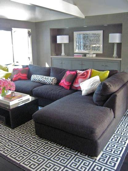 Gray Sofa Living Room Ideas by Gray Sectional Sofa Living Room Zoldan