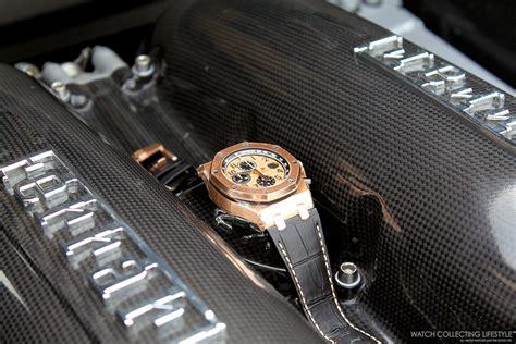 piguet car 508 experience ferrari f430 scuderia and the audemars piguet