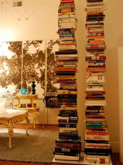 decorating with books tells your story
