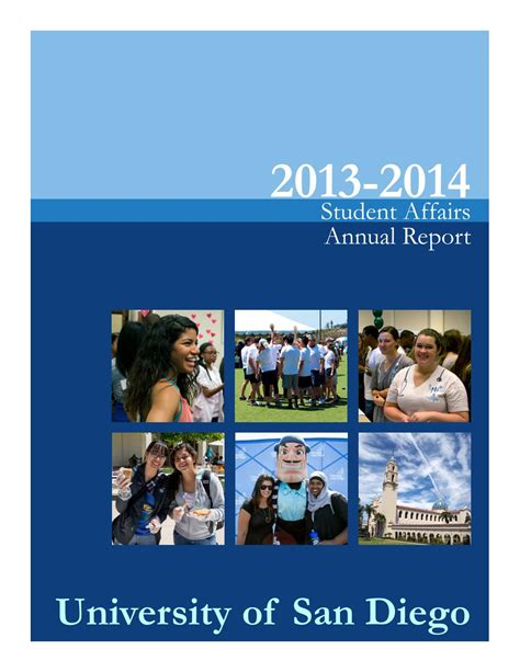 nine themes of college student retention 2013 2014 student affairs annual report by university of