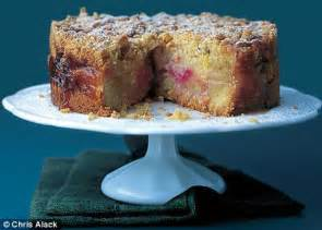 rhabarber apfel kuchen recipe rhubarb and apple streusel