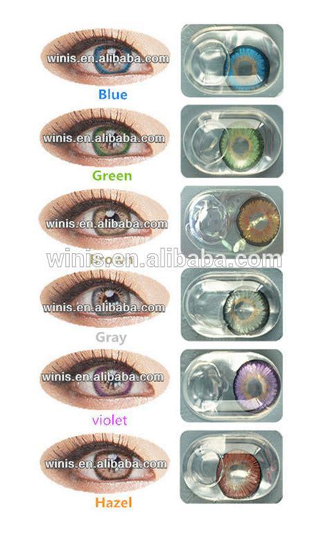 Harga Lensa Kontak Biru by Gerhana Lensa Kontak Kosmetik Sm Harga Berwarna Lensa