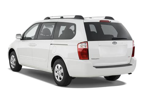 2007 Kia Sedona Reviews 2007 Kia Sedona Minivan Review Road Test Automobile