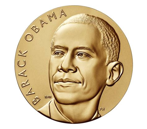 obama presidential caign barack obama first term bronze medal 3 inch us mint