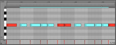 pattern notes exle 14 future house bassline patterns pro music producers
