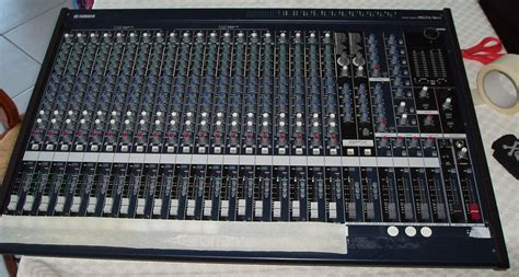 Mixer Yamaha Mg 24 Channel yamaha mg24 14fx image 736680 audiofanzine