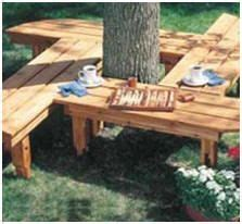 build your own outdoor bench build your own garden benches and tree benches with the