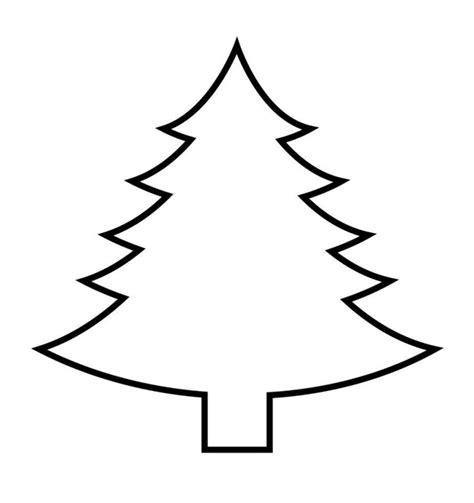 die besten 25 weihnachtsbaum vorlage ideen auf pinterest