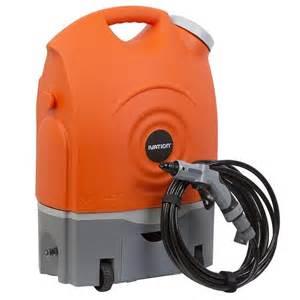 home depot portable washer ivation smartwasher 130 5 psi adjustable gpm portable
