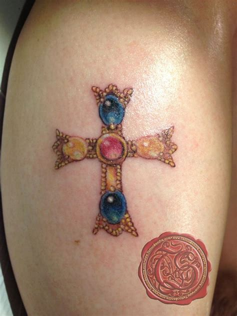 cross i do tattoos tattoos