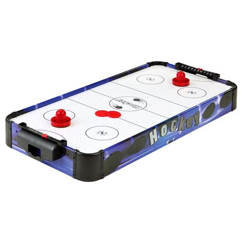 table hockey trademark 2 in 1 portable solitaire touch