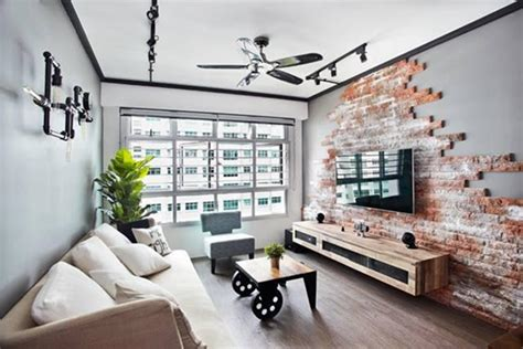 beautiful brick walls home decor singapore add wow factor with brick wall designs