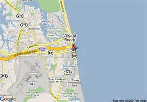 Virginia Beach Boardwalk Map by Virginia Beach Boardwalk Hotel Map Pictures To Pin On