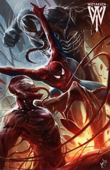 imagenes de wolverine vs venom imagenes de carnage y los simbiontes de marvel hd
