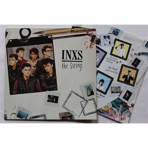 inxs swing the swing by inxs lp with rocknrollbazar ref 115878738