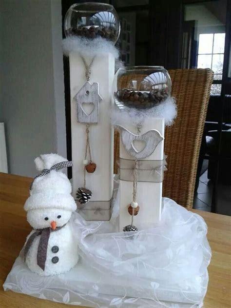 deko selber machen 3466 dekoration vierkantholz weihnachtsideen