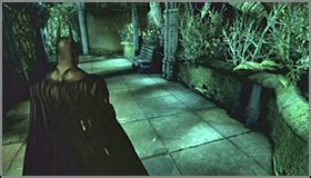 Batman Arkham Asylum Botanical Gardens Walkthrough Botanical Gardens Part 1 Batman Arkham