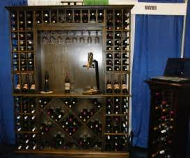 Built In Hutch Vinworx Wine Cellars And Cabinets Wine Cabinets And