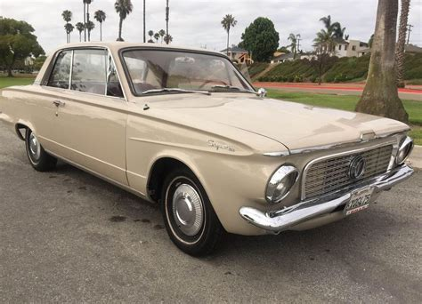 plymouth valiant 1963 no reserve 1963 plymouth valiant bring a trailer