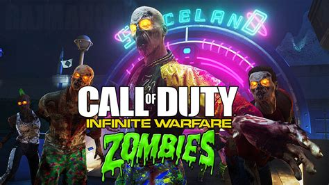 Call Of Duty 60 call of duty infinite warfare zombies in spaceland