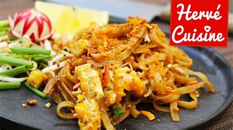 cuisine thailandaise recette pad ou nouilles saut 233 es la recette thailandaise