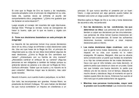 nume regla para la deducciones de rif 2016 libro etica la unica regla para tomar decisiones tarea 2