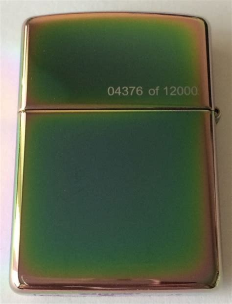 Spectra 9 Limited 1 zippo 2015 limited edition spectrum end 9 16 2018 4 20 pm
