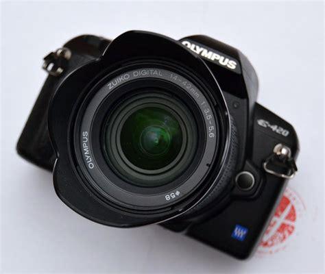 Kamera Olympus E 300 Bekas jual dslr olympus e420 bekas 171 jual beli kamera bekas