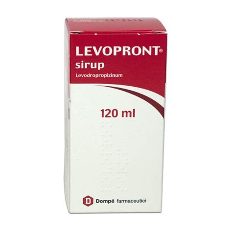 Mucohexin 4 Mg Eliksir Sirup 120 Ml levopront sirup 120ml